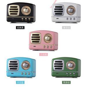 Retro Bluetooth Speaker HM11 Altavoz Bluetooth Tronsmart Soundbar Mini Speakersboombox 3D Stereo HiFi Loudspeaker Sound TF