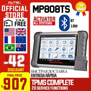 Autel MaxiPRO MP808TS Diagnostic Tool Automotive Scanner Bluetooth WIFI TPMS Tool Programmer sensor PK MK808 MK808TS AP200