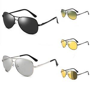 19 عدسات لون جديد النقش والساقين عالية الجودة منحوت نظارات 8300715 عارضة خفيفة للغاية مرآة معدنية النظارات الشمسية، الحجم: 60-18-135Mm # 150