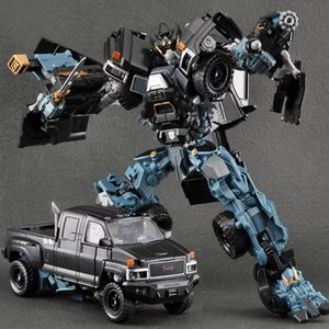 WEI JIANG NEW Transformation anime Action Figure Film Boy SS Cool Geschenke Roboter-Auto-Behälter Dinosaurier-Modell Kid Kinder Spielzeug