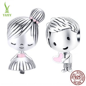Childhood sweetheart s925 sterling silver fashion SCC1334 Childhood sweetheart s925 sterling silver fashion diy accessories Diy beads Access