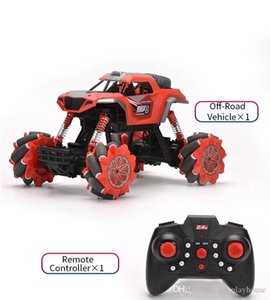 1:16 rc car 4WD remote control car 2.4G electric off road climbing vehicle toy monster truck for boys children gifts 08