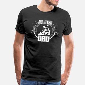 Jiu Jitsu Dad Jiu Jitsu Brazilian BJJ Grapple t shirt men Designing 100% cotton O-Neck Unique Gift Casual Spring Leisure shirt