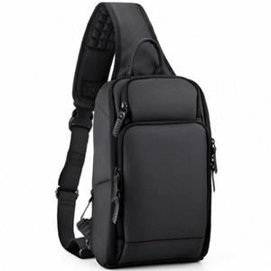 Multifunction Mens Shoulder Bag Anti Theft Crossbody Bags For Men USB Port Shoulder Messenger Bag HJHD#