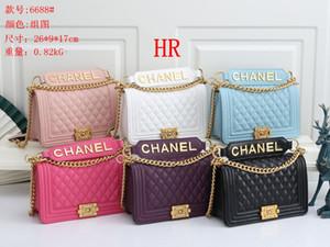 HR 6688 # 새로운 스타일 패션 가방 여성 핸드백 가방 여성 토트 가방 배낭 가방 단일 어깨 가방