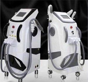 2020 Nuevo 360 magneto-ópticos profesionales OPT SHR E-light IPL eliminación de tatuajes eliminación del vello con láser Nd Yag RF uso del salón multifunción Máquina