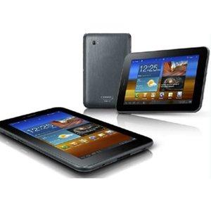 Samsung Galaxy Tab 7.0 P6200 desbloqueado 3G Wi-Fi GPS reacondicionados androide de la tableta / teléfono