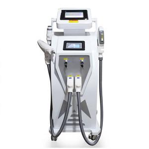 venda multifunções Hot IPL depilação a laser nd yag laser de remoção de tatuagem máquina de rf face lift elight opt SHR IPL frete grátis