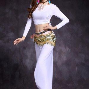 M3Wwc Huayu danza del ventre pratica di ballo di yoga abbigliamento pantaloni Nuova Lanterna pantaloni su misura abiti lanterna praticano vestito 2019 autunno e in inverno