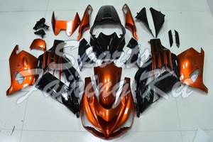 Carenado para ZZR 1400 2006 - 2011 de la motocicleta carenado ZZR 1400 08 09 carenados ZZ-R1400 2006