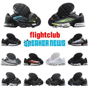 nike tuned air max airmax tn plus 3 2020 zapatos corrientes de calidad superior hombres zapatillas de deporte de diseño en Nueva Negro Azul Verde voltios manera de las mujeres