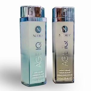 Новая версия для ухода за кожей Creame Neora AGE IQ крем Дневной крем Ночной крем 30мл Уход за кожей Top Версия качества