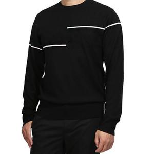 Yeni Moda Erkek Kazak Hip Hop Tişörtü Erkekler Kadınlar Kapüşonlular Yüksek QualityPullover Kazak Erkek Hoodie Ceket M-XXL