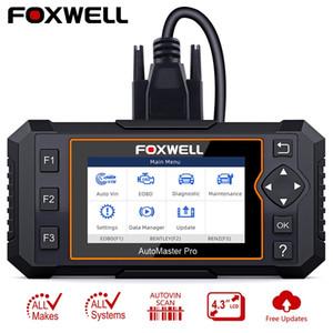 Herramienta de diagnóstico EPB del servicio del aceite ligero Foxwell NT624 Elite OBD2 OBDII de todo el sistema de coches Restablecer ODB2 OBD 2 explorador automotor