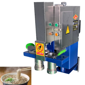 Commercial noodle machine Stainless Steel electric pasta machine Large Noodle Making Machine self cooked small Food Machinery