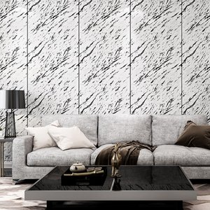 Waterproof Oil proof Marble like Wallpaper Vinyl Bedroom Kitchen TV background Home Improvement pvc wall covering