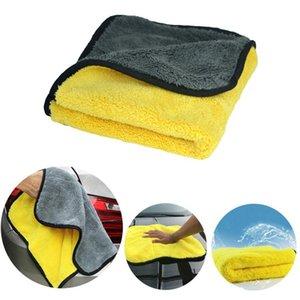 Nano Ultra tessuto in fibra asciugamano Clean Car Wash assorbente eccellente del tovagliolo