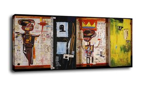 Art grillo Jean-michel basquiat Oil Painting Print On Canvas Modern Wall Art Modular Wall Pictures For Living Room Deco