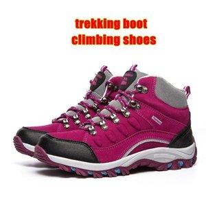 Outdoor Wear antidérapante Trekking Bottes Alpinisme Randonnée haute Hauts Chaussures unisexe