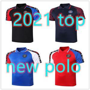 Principais novos 2.020 polo 2021 de futebol homens hommes camisas 20 21 homens homens camisas pólo dos homens camisetas polo