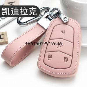 cas clé pour Cadillac XTS XT5 ats SRX atsl CT6 xt4 Smart Key à distance sans clé d'entrée Fob cas porte-clés