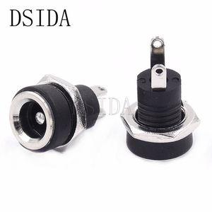 Lights & Lighting 10PCS -022B 3A 12V Female Power adapter jack connector DC022B 5.5 X 2.5 2.1 mm 3.5 X
