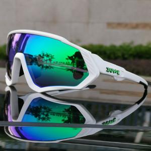 À prova de vento vidros novos Kapvoe equitação Areia polarizada Protecção dos olhos Óculos de Bicicleta Óculos Equipamento Desportivo CH01