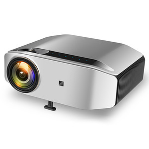 Native 1080p Full HD Projector YG620 LED Proyector 1920x 1080P 3D Video YG621 Wireless WiFi Multi-Screen Beamer Home Theater
