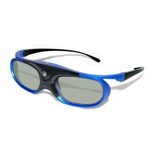 نشط مصراع قابلة للشحن نظارات 3D دعم 96HZ / 120Hz شاشات / 144HZ لXGIMI Z4X Z5 H1 JmGo G1 G3 X1 بينكيو أيسر DLP LINK العارض