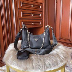haute qualité Réédition 2020 concepteurs des femmes des sacs à main de luxe Hobo sacs à main dame sac fourre-tout d'épaule de canal bandoulière sac de luxe de mode