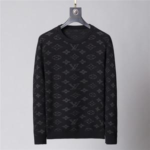 qualidade 2020 New Mens Luxo camisola do Hoodie das mulheres dos homens da camisola Hoodie do pulôver da luva Marca Hoodies Streetwear Moda Sweatershirt