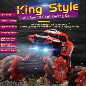 1:16 rc car 4WD remote control car 2.4G electric off road climbing vehicle toy monster truck for boys children gifts 01