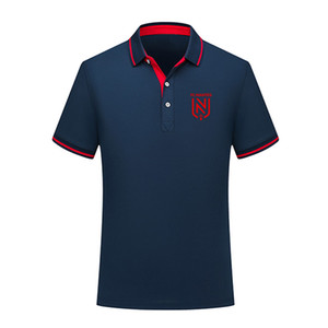2020 FC Nantes men Soccer Polo Shirt Football Short Sleeve polos Fashion Sport training Polos Football Soccer T-Shir
