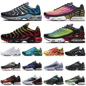 nike air max tn plus 3 кроссовки Camo Gradient pack мужские женские кроссовки спортивные кроссовки ходьба бег трусцой