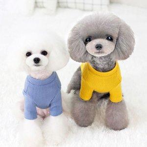 الصلبة معطف كلب الملابس الربيع الحيوانات الأليفة الكلب البلوز عالية الجودة الستر الجيب جرو كلاب زي ملابس Perro الحيوانات الأليفة الملابس