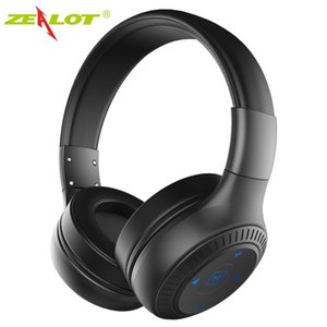 Zealot B20 Wireless Bluetooth Headphones Bluetooth 4 .1 With Hd Sound Bass Stereo Earphone Headphones With Mic On -Ear Headset 30pcs  Lot