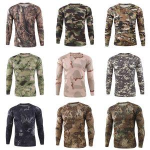 Designer camice maglietta a maniche lunghe da uomo traspirante superdotati parti superiori casuali spting autunno Mens # 583