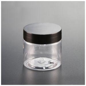 30ml 40ml 50ml 60ml 80ml Thin Mint cookie di plastica vuota vaso serbatoio asciutto erba fiore Container etichette personalizzabili Adesivi