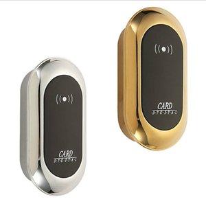 Nueva electrónica inteligente de inducción de bloqueo IR Safe Card inducción Gabinete de bloqueo del cajón del gabinete Con tornillo utilizado en Sauna Ducha