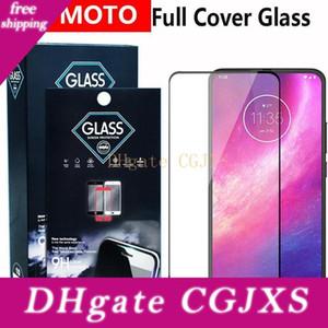 PARFAITEMENT en verre trempé pour Moto One Vision action P40 P50 E6 plus Jouer E6s Moto One Zoom Macro Play du G8 plus G8 Power One Hyper Protector