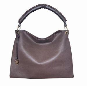 Top Quality Nova Moda PU Couro Brown Flor Bolsas Mulheres Sacos de Ombro Bolsas Bolsa Senhora Totes Mensageiro Bags Cross Body Bags