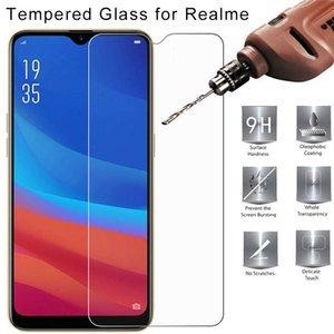 cgjxs500pcs Handy gehärtetes Glas für Oppo A3s A5 A7 A8 A9X A59 A37 A71 A73 A83 A91 A11x Schirm-Schutz DHL-freier