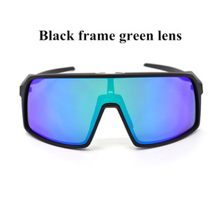 Full Package New Brand Polarized Cycling Glasses Men Women Bike Gold Bicycle Sports 09406S 3 Pairs Lens Cycling Sunglasses With Case