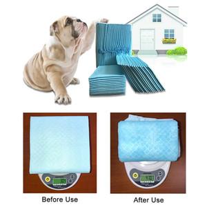 Süper Emici Bezi Kalın Deodorant Köpek Pet İdrar Bezi Pad Mat Köpek Eğitimi İdrar işemek Pedleri Kedi Kumu Tuvalet Köpekler