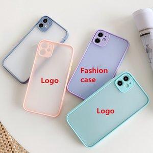 Pour iphone11 6s pro max 7 8 xr x s xs Retour Cover Designer Téléphone TPU cas de couverture de silicone téléphone portable étui de protection Coque Iphone 11