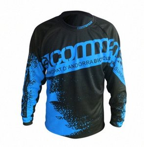 2020 2020 Speed Mountain Bike Riding Jersey Equipment Surrender Commencal Watchdog Speed Dry Riding Off Road Long Sleeved T Shirt From 9oD2#