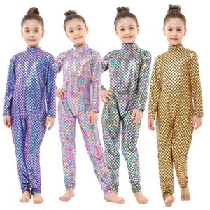 Halloween Christmas Cosplay Costume Children's Skinny Spandex Costume Baby Girls Jumpsuits Overalls for 4-12 Years Kids Clothes