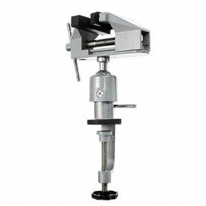 Mini multifonction 2 en 1 Table Vise Etau en alliage d'aluminium 360 degrés de rotation pince universelle Unités Vise MXXi #