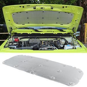 Автомобиль звукоизолирующая Cotton Hood Теплоизоляция Pad Аксессуары для Suzuki Jimny 2019 2020 Аксессуары для автомобилей