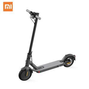 Xiaomiyoupin Mi 전기 스쿠터 Lite 스마트 Foldable 스쿠터 스케이트 보드 250W 모터 20km rang 미니 Patinete 스케이트 보드